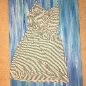 🌼 Mossimo stripped cotton sundress!  XS